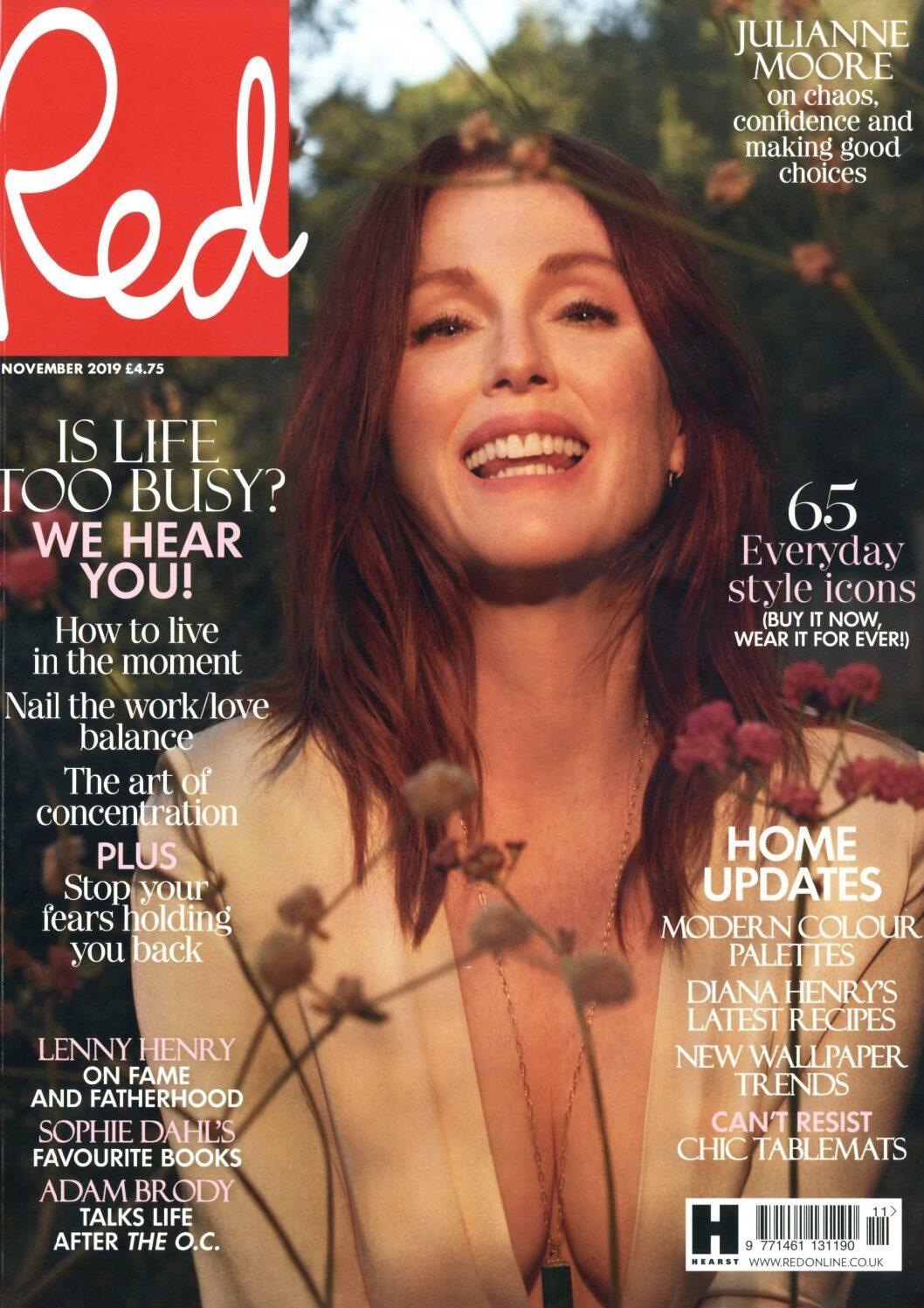 Red Magazine, November 2019