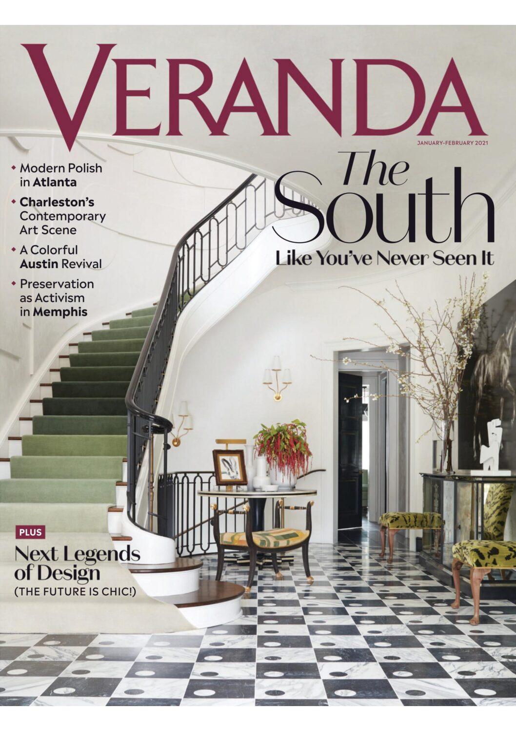 Veranda, January/February 2021