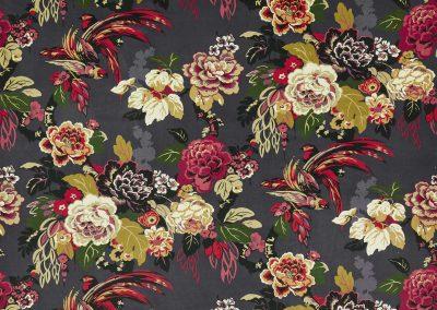 Grand Floral Velvet